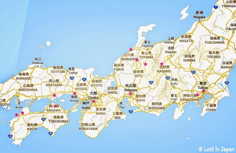 Karte Juli 2015