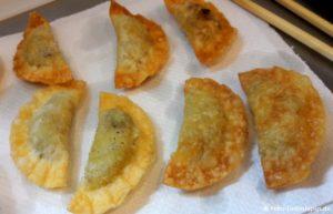 Karikari Potato Gyoza