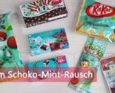 Probiert: Japan im Schoko-Mint-Rausch