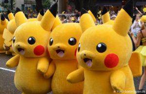 Pikachu Event 2017