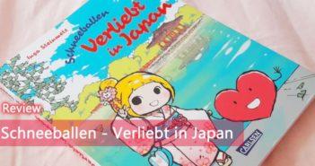 Schneeballen Verliebt in Japan