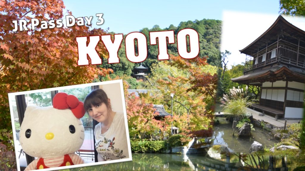 JR Pass Reise - Kyoto