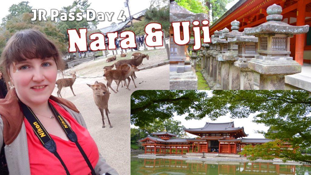 JR Pass Reise - Nara