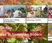 [Fünf Tage JR-Pass] Meine Reise in bewegten Bildern (Video-Sammlung)