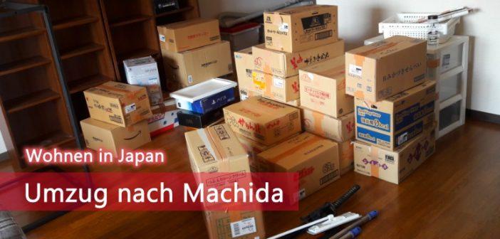 [Wohnen in Japan] Umzug nach Machida