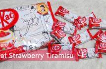 KitKat Strawberry Tiramisu