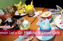Pokemon Let's Go Cafe