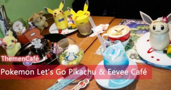 Pokemon Let's Go Cafe