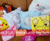 [Alltagsleben] Fukubukuro 2019 – Meine Lucky Bag Sammlung