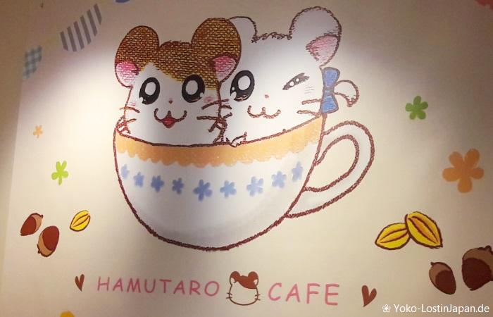 Hamtaro Café