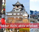 [Unterwegs] Die Präfektur Aichi aktiv erleben