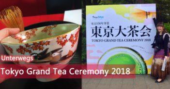 Tokyo Grand Tea Ceremony 2018