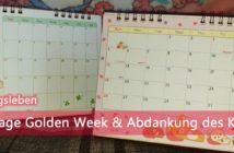 10 Tage Golden Week