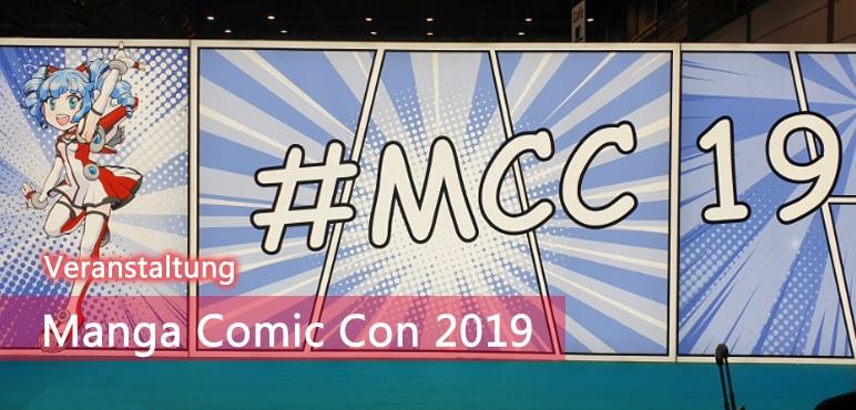 [Japan in Deutschland] Abstecher zur Manga Comic Con 2019