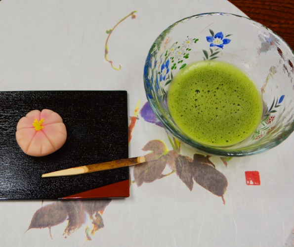 Meet the Blogger 2019 Wagashi und Matcha