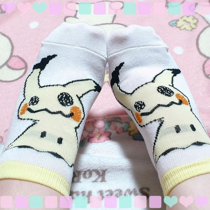 Meet the Blogger 2019 Mimikyu Socken
