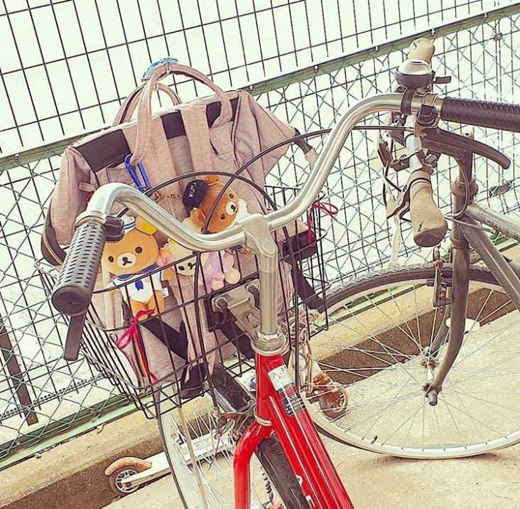 Meet the Blogger 2019 Fahrrad