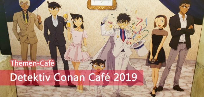 Detektiv Conan Café 2019