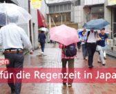 [Alltagsleben] Bereit für die Regenzeit in Japan?
